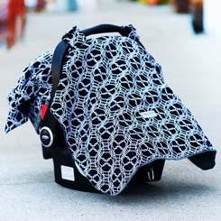 Carseat Canopy Baby Infant Car Seat Cover